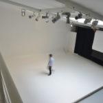 studio de location cyclo blanc