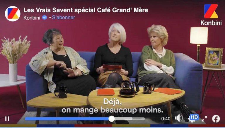 Café grand mère